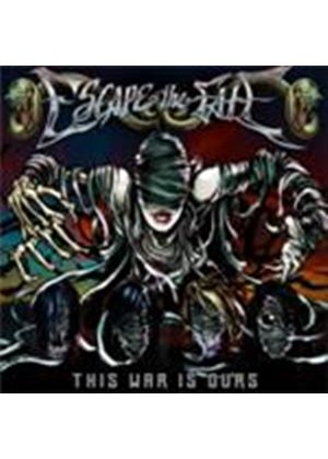 Escape The Fate - This War Is Ours (Music CD)