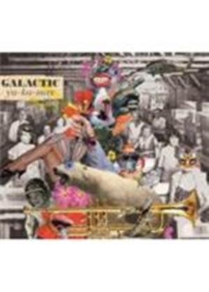 Galactic - Ya-Ka-May (Music CD)