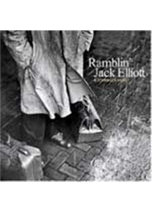 Ramblin Jack Elliott - A Stranger Here (Music CD)