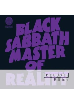 Black Sabbath - Master Of Reality (Deluxe Edition) (Music CD)