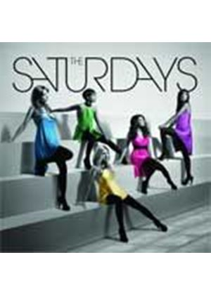 The Saturdays - Chasing Lights (New Version) (Music CD)