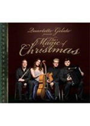 Quartetto Gelato - Magic Of Christmas, The (Music CD)