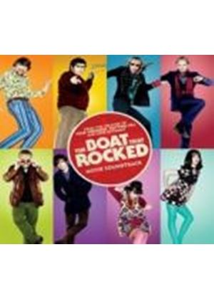 Various Artists - The Boat That Rocked (Music CD)
