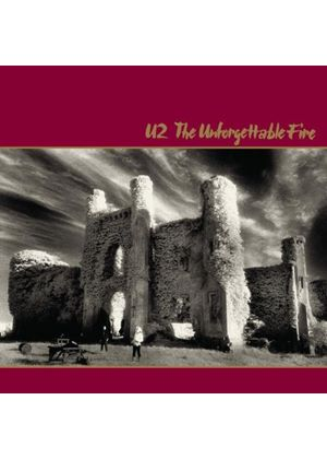 U2 - The Unforgettable Fire (Deluxe Edition) (Music CD)