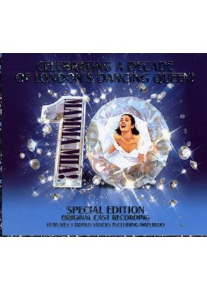 Original London Cast - Mamma Mia (Celebrating A Decade Of London's Dancing Queen/Special Edition) (Music CD)