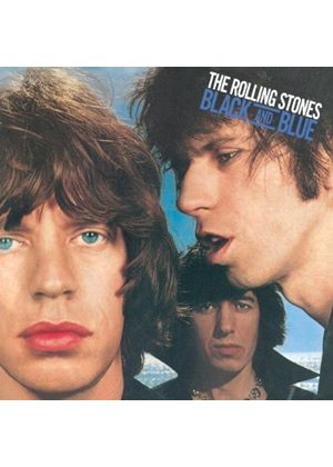 The Rolling Stones - Black And Blue (2009 Remastered) (Music CD)