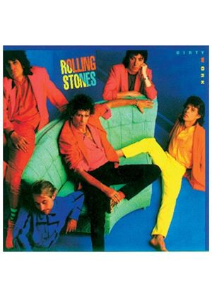 The Rolling Stones - Dirty Work (2009 Remaster) (Music CD)