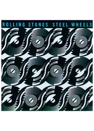 The Rolling Stones - Steel Wheels (2009 Remaster) (Music CD)