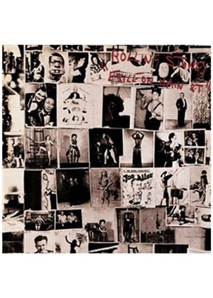 The Rolling Stones - Exile On Main Street (Remastered) (Music CD)