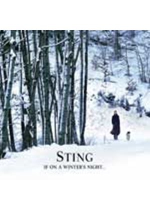 Sting - If On A Winters Night (Music CD)