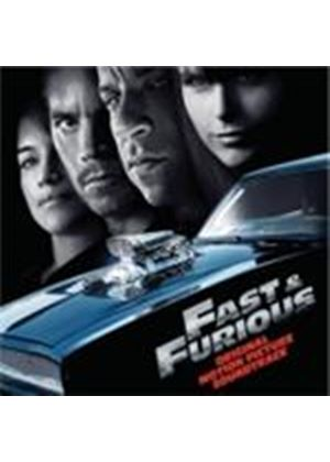 Various Artists - Fast And Furious [PA] (Music CD)