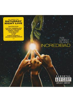 The Lonely Island - Incredibad (Music CD)