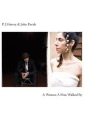PJ Harvey - A Woman A Man Walked By (Music CD)