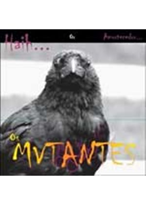 Os Mutantes - Haih Or Amortecedor (Music CD)