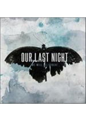 Our Last Night - We Will All Evolve (Music CD)