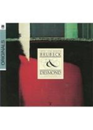 Dave Brubeck & Paul Desmond - 1975: The Duets (Music CD)