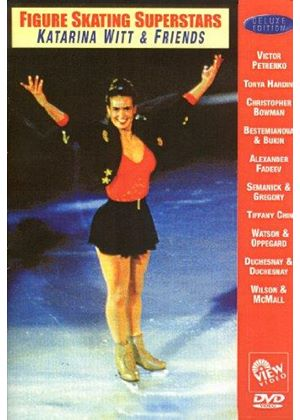 KATARINA WITT & FRIENDS       (DVD)