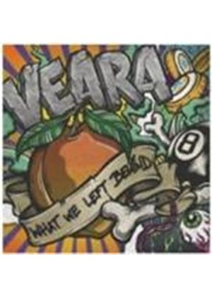 Veara - What We Left Behind (Music CD)