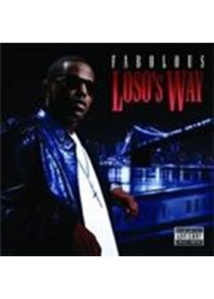 Fabolous - Loso's Way [PA] (Music CD)