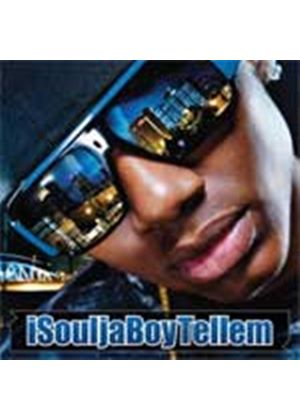 Soulja Boy TellEm - iSoulja Boy Tellem (Mini-album) (Music CD)