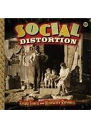 Social Distortion - Hard Times And Nursery Rhymes (Music CD)