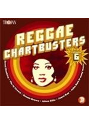 Various Artists - Reggae Chartbusters Vol.6 (Music CD)