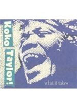 Koko Taylor - What It Takes (Music CD)