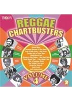 Various Artists - Reggae Chartbusters Vol.4 (Music CD)