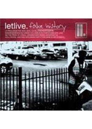 Letlive - Fake History (Music CD)
