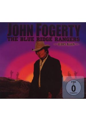 John Fogerty - The Blue Ridge Rangers Rides Again CD+DVD