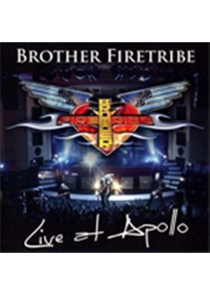 Brother Fire Tribe - Live At Apollo (Music CD)
