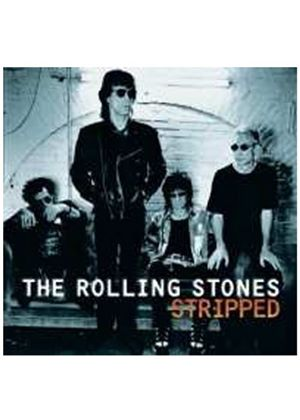 The Rolling Stones - Stripped (Music CD)