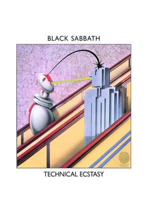 Black Sabbath - Technical Ecstasy (Music CD)