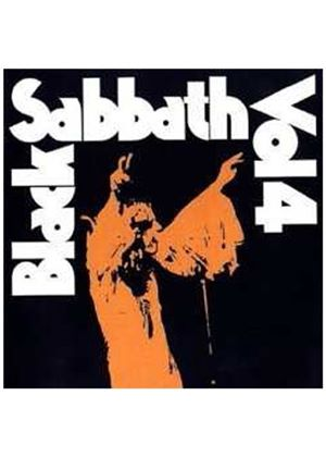 Black Sabbath - Vol.4 (Music CD)