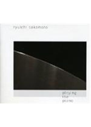 Ryuichi Sakamoto - Playing The Piano 2CD (Music CD)
