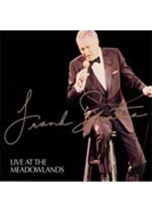 Frank Sinatra - Live At The Meadowlands (Music CD)