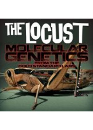 The Locust - Molecular Genetics From The Gold Standard Labs (Music CD)