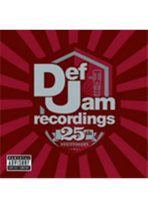 Various Artists - Def Jam 25th Anniversary Collection (Box Set) (Music CD)
