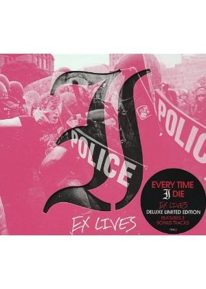 Every Time I Die - Ex Lives (Music CD)