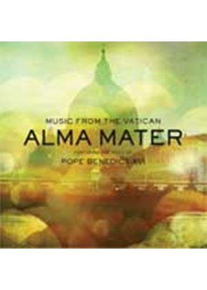 Music From The Vatican - Alma Mater Featuring the Voice of Pope Benedict XVI (Music CD)
