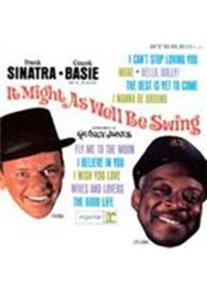 Frank Sinatra - It Might As Well Be Swing (Music CD)