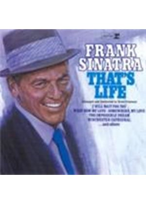 Frank Sinatra - That's Life (Music CD)