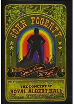 John Fogerty: Comin' Down The Road - The Concert At Royal Albert Hall (Music DVD)