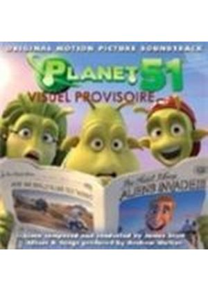 James Brett - Planet 51 (Music CD)