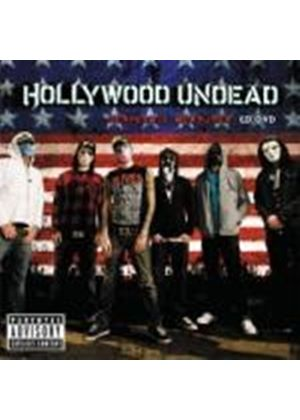 Hollywood Undead - Desperate Measures (CD & DVD) (Music CD)