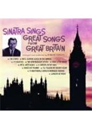 Frank Sinatra - Great Songs From Great Britain (Music CD)