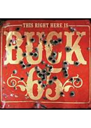 Buck 65 - This Right Here Is Buck 65 (Music CD)