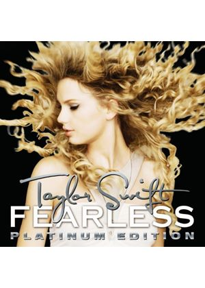 Taylor Swift - Fearless (Platinum Edition) (CD & DVD) (Music CD)