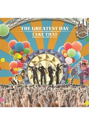 Take That - The Greatest Day - Take That Present The Circus Live (2 CD) (Music CD)