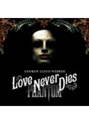 Andrew Lloyd Webber - Love Never Dies (Deluxe Edition 2 CD & DVD) (Music CD)